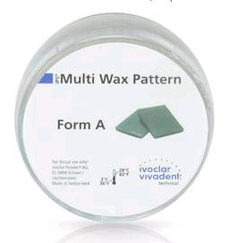 Контрольный шаблон : IPS Multi Wax Pattern Form A 80 шт